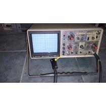 Osciloscopio 40 Mhz Mod Hitachi V423 Liquido
