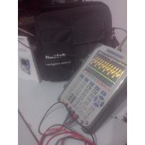 Osciloscopio Portatil Color 2 Canales Multimetro 200mhz