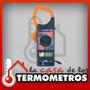 Pinza Amperometrica Digital Con Buzzer Estuche Pila Garantia