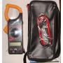 Pinza Amperometrica Digital Dt-266 Multimetro Tester