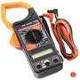 Pinza Amperometrica Digital Dt-266 Con Estuche Incluido !!!