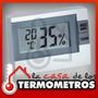 Termohigrometro Digital Humedad Temperatura - Higrometro Tfa