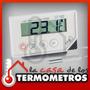 Termometro Digital Sensor Externo Alarma Cadena De Frio Tfa