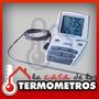 Termometro Digital Con Vaina De Acero Inoxidable 200ºc Tfa