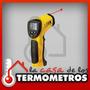 Termómetro Digital Profesional Infrarrojo Laser -50 A 800ºc