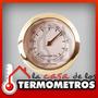 Higrometro Ideal Para Encastrar En De Caja Habanos Luft