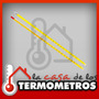 Termometro De Varilla De Alcohol Luft - Varios Rangos