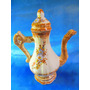 El Arcon Hermosa Cafetera De Ceramica Italiana 33 Cm 11050