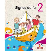 Signos De Fe 2 - Ed. Edebé