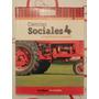 Libro Escolar Ciencias Sociales 4 Ed.santillanacomprender