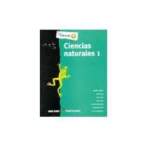 Ciencias Naturales 1 Conocer + - Ed. Santillana