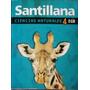 Libro Ciencias Naturales 4 Ed Santillana