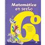 Matemática En Sexto - Ed. Santillana