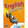 English Adventure 3 Pupil¨s Book Pearson Libro Nuevo