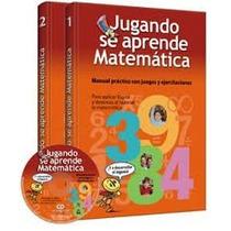Libro Jugando Con Las Matemáticas Con Cd