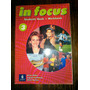 In Focus 3 Students & Grammar, Ed Longman