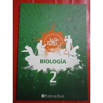 Biología 2 Logonautas Puerto De Palos