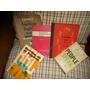 Lote Libros,inglés,tango C/letra De Canciones,lectura...