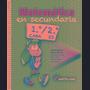 Matematica En Secundaria 1/2 Santillana (1 Caba/2
