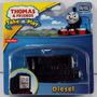 Tren Diesel Metalico. Thomas&friends Fisher Price
