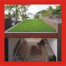 Terraza Jardín - Techo Verde Por Metro Cuadrado