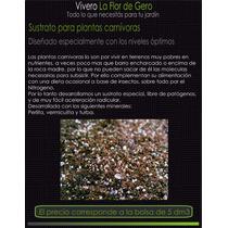 Sustrato Para Plantas Carnívoras Por 5 Dm3 Mejores Minerales