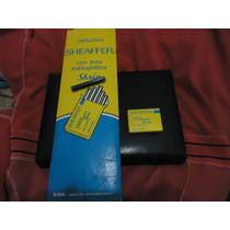 Caja Exhibidora Dispenser Sheaffer Con 50 Cajas X 5 Unidades