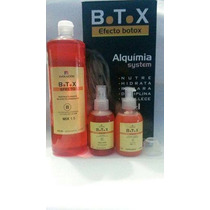 Botox Capilar Alquimia System Sin Formol