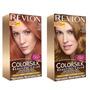 Revlon Colorsilk Sin Amoníaco Pack X 5 Unidades V Beautyshop