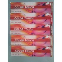 Tinturas Wella Color Touch Coloracion Semi - Permanente
