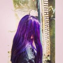 Tintura Fantasia Violeta Blum 125 Ml