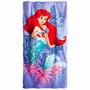 Toalla / Toallón Disney Store : Sirenita / Princesa Ariel
