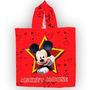 Ponchos Toalla Piñata Disney 2014 Sofia, Mickey, Cars Y Mas!