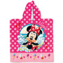 Poncho Toalla Infantil Disney 60 X 120 Cm