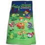 Toallón Playero Infantil - Zombies Vs Plants, Avengers Y Mas