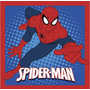 Toallita Individual Disney Piñata Spiderman Hombre Araña