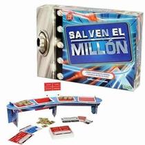 Juego De Mesa Salven El Millon Susana Gimenez Original Tv