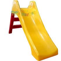 Mi Primer Tobogán Rondi De Plástico 3 Escalones Infantil