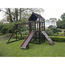 Mangrullos-tobogán-trepadora- Juegos Para Jardines!