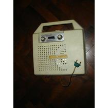 Combinado De Radio Y Tocadisco Valija Minidialf