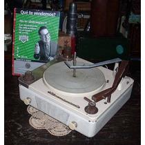 Tocadiscos Wincofon El Original Como Nuevo ! (3059)
