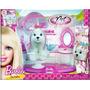 Barbie Pet Salon Nuevo Original De Tv Zona Devoto Video Adj.