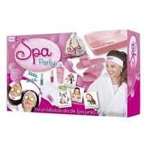Spa Party O Spa Party Facial Con Accesorios   Toysdepot