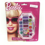 Barbie Toy Cosmetic Maquillaje Make Up Con Licencia Mattel