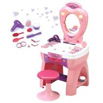Tocador Rondi - Set De Maquillaje Con Luces Y Accesorios