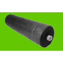 Media Sombra Negra Verde X Rollo X 4,20 Ancho Envio Gratis