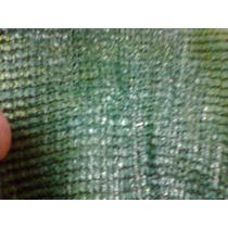 Media Sombra 80% 2x50m(verde) Rollo Directo Fabrica