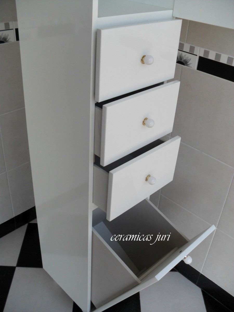 Muebles De Bano Blanco Dise Os Arquitect Nicos Mimasku Com # Muebles Laqueados
