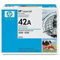 Toner Hp Original Q5942a 5942 42a 42 P/ Hp Laser4250 / 4350
