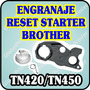 Kit Reset Para Cartuchos Brother Tn 410 Tn 420 Tn 450